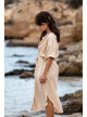 DRESS LIAN - organic-ethical-cotton-dress - Vêtements Bio - Palem Brand