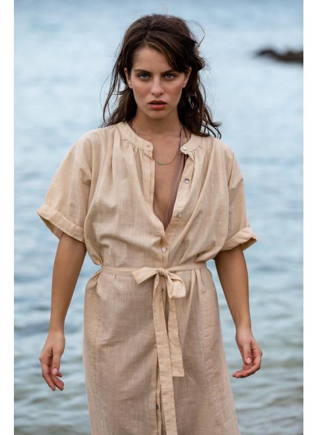 ROBE LIAN - Robes - Vêtements Bio - Palem Brand