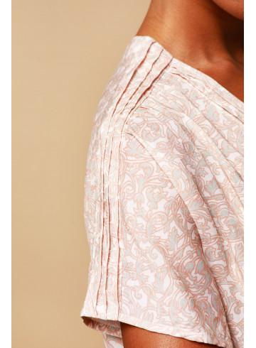 ROBE MAIKO - Robes - Vêtements Bio - Palem Brand
