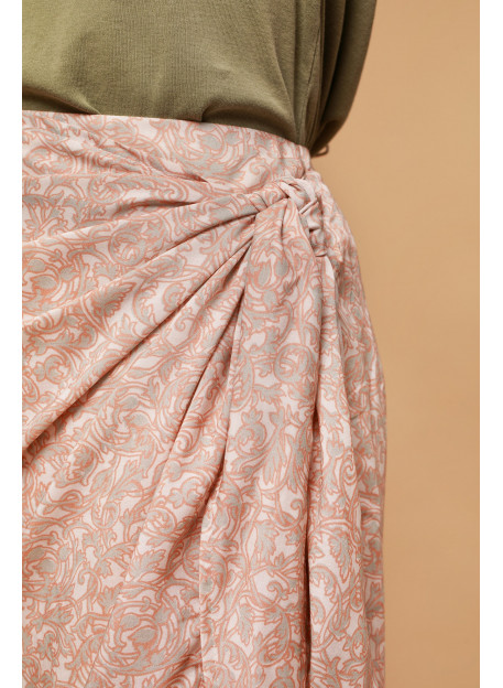 SKIRT NOMADE - Skirts & Shorts - Vêtements Bio - Palem Brand