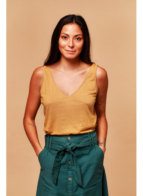 JUPE SAVANA - Jupes & Shorts - Vêtements Bio - Palem Brand