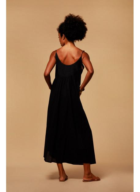 DRESS ROMY - Black