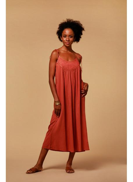 ROBE ROMY - Robes - Vêtements Bio - Palem Brand