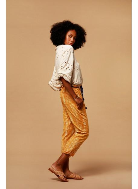 TROUSERS LIA - Home - Vêtements Bio - Palem Brand