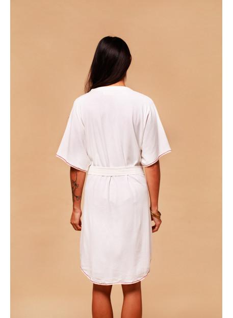 ROBE SARI - Robes - Vêtements Bio - Palem Brand