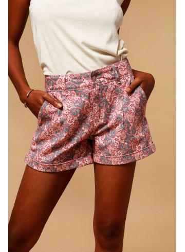 SHORTS BALMY - Blinis - Skirts & Shorts - Vêtements Bio - Palem Brand