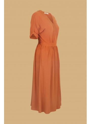 ROBE VICTORIA - Robes - Vêtements Bio - Palem Brand