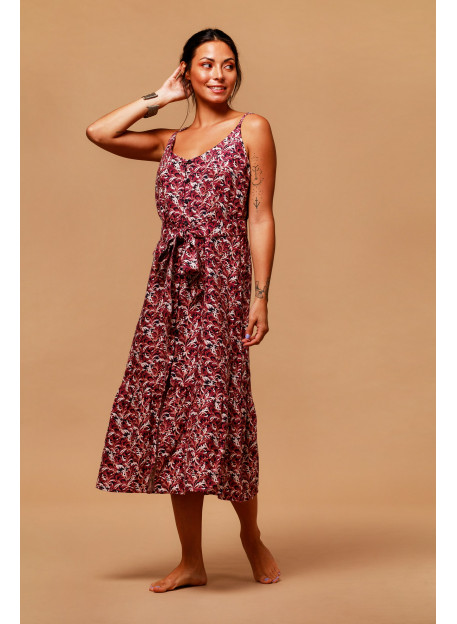 ROBE GARMA - Robes - Vêtements Bio - Palem Brand