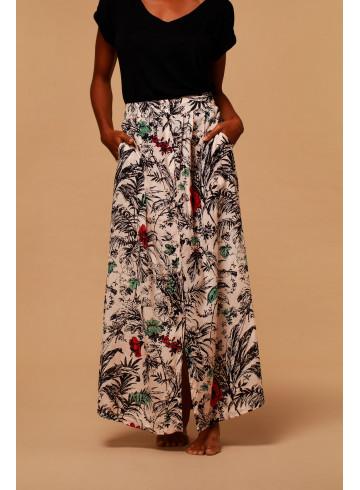 JUPE PLUMA - Jupes & Shorts - Vêtements Bio - Palem Brand