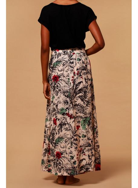 SKIRT PLUMA - Skirts & Shorts - Vêtements Bio - Palem Brand