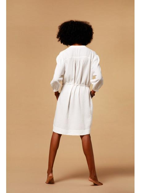 ROBE DEEPSEA - Robes - Vêtements Bio - Palem Brand