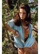SHIRT FLORA - organic-ethical-tops-shirts - Vêtements Bio - Palem Brand