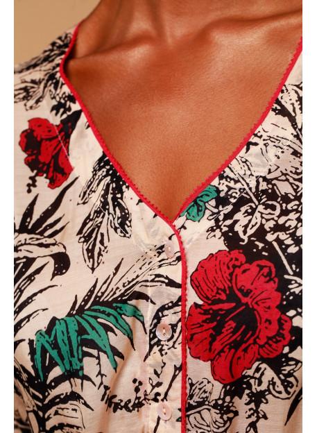 ROBE PAOLINA - Robes - Vêtements Bio - Palem Brand