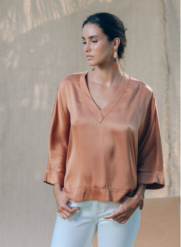 POEMA TOP IN COPPER -PALEM