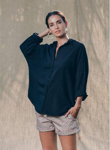 AMANA SHIRT -PALEM