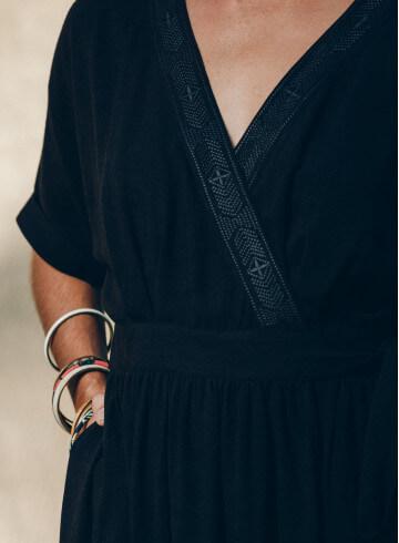 INA DRESS -PALEM