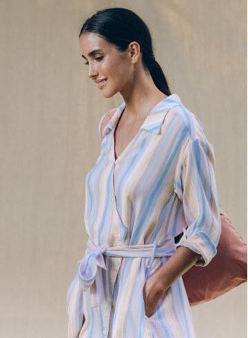 MANILA DRESS -PALEM