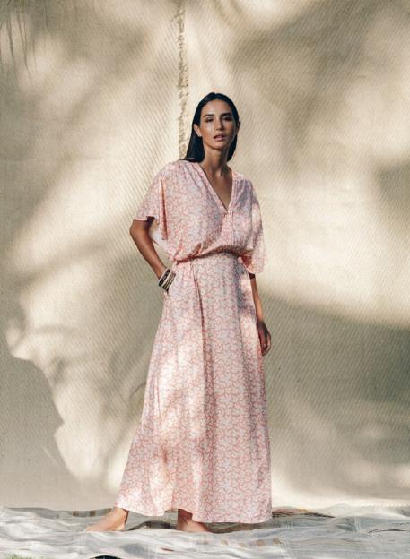 AMATA DRESS -PALEM