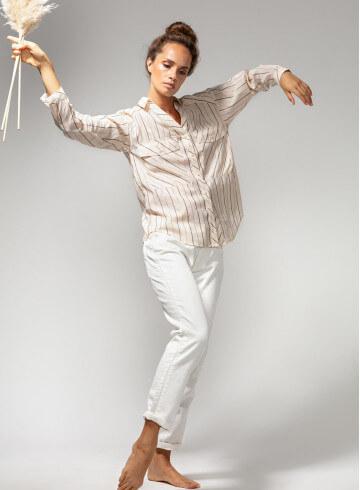 CHEMISE ANANI - Tops & chemises - Vêtements Bio - Palem Brand