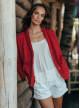 DEBARDEUR NOMA ECRU - tops-chemises-bio-ethique - Vêtements Bio - Palem Brand