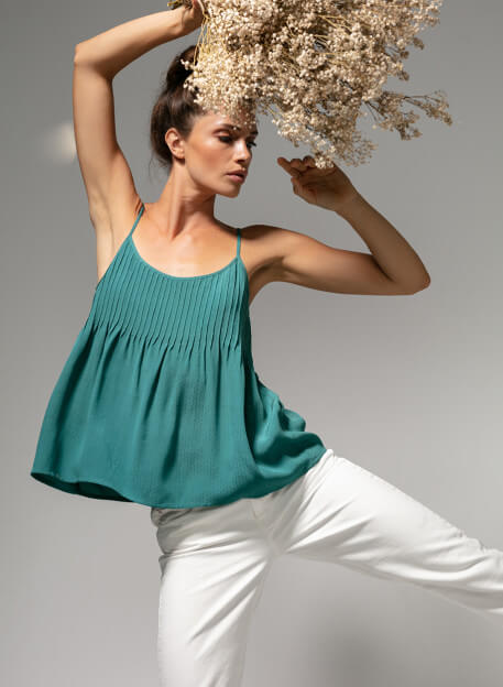 TANK-TOP NOMA - Tops - Vêtements Bio - Palem Brand