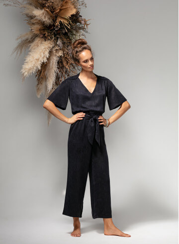 JUMPSUIT KAIPO - Trousers & Jumpsuits - Vêtements Bio - Palem Brand