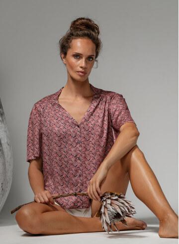 SHIRT AOLANI - Tops - Vêtements Bio - Palem Brand