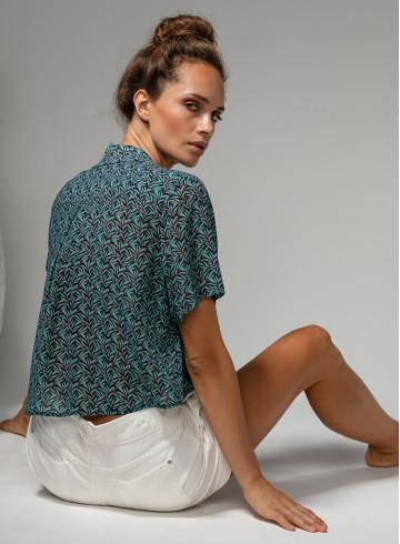 SHIRT APOLITA - Tops - Vêtements Bio - Palem Brand