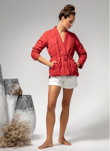 VESTE KIMO - Vestes & kimonos - Vêtements Bio - Palem Brand