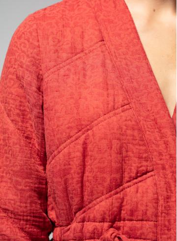 JACKET KIMO - Kimonos & Coats - Vêtements Bio - Palem Brand