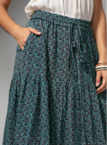 JUPE HAIMI - Jupes & shorts - Vêtements Bio - Palem Brand