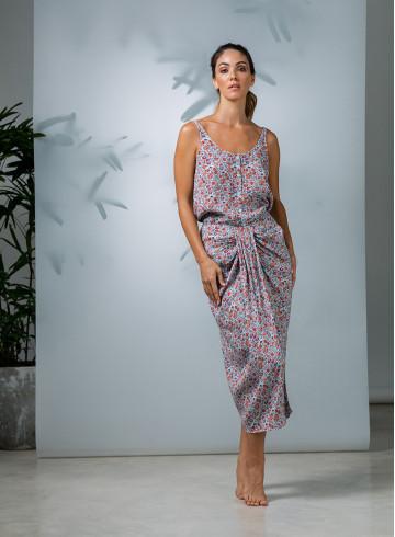 SKIRT BUNNA - Skirts & Shorts - Vêtements Bio - Palem Brand