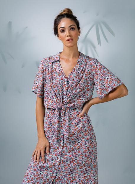 DRESS ALOHA -PALEM